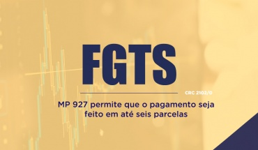 MP 927 – FGTS